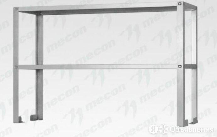 "Полка-надстройка настольная ПННн - 800*400*400 ""Norma Inox"", нерж.,... по цене 6104₽ - Кровати, фото 0"