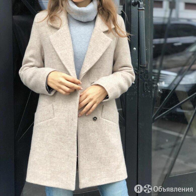 Пальто женское осеннее по цене 5990₽ - Пуховики, фото 0
