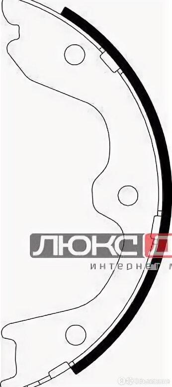 TEXTAR 91065900 Колодки барабанные стояночного тормоза 172x32  по цене 1614₽ - Тормозная система , фото 0