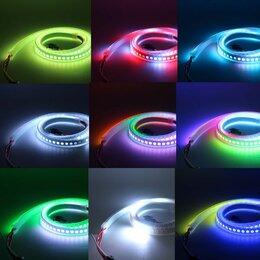 Светодиодные ленты - ws2811, 12 В,  ip-33   SPI адресные светодиодная лента , 0
