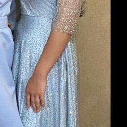 Платья - Блестящее платье, 0
