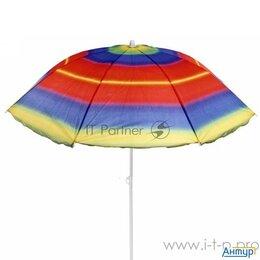 """Зонты от солнца - Зонт пляжный """"Эквадор"""" с наклоном, купол ? 220 см, Wildman™, 0"""