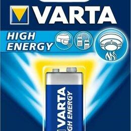 Принтеры чеков, этикеток, штрих-кодов - VARTA  6LR61\1BL LONGLIFE POWER, 0