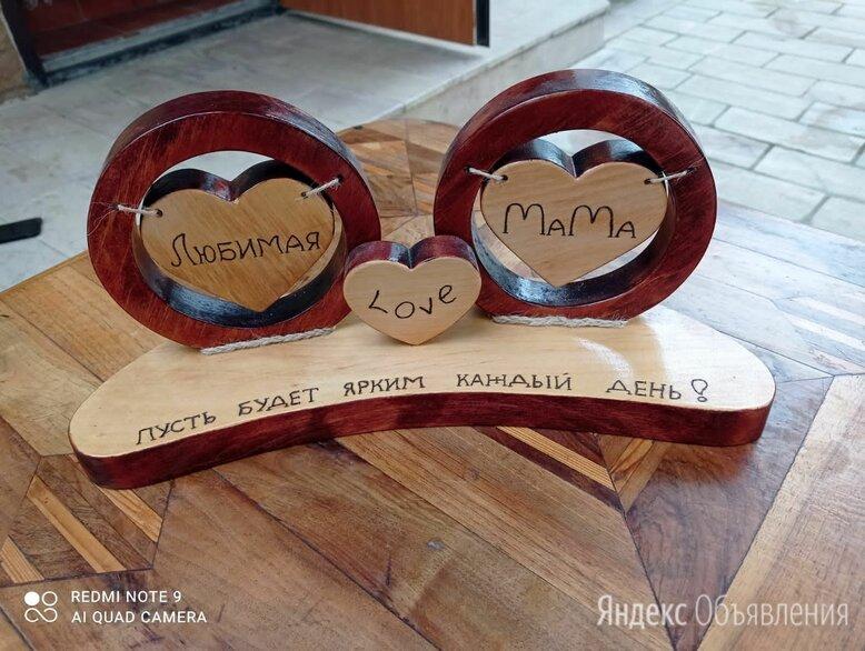 Подарок из дерева  по цене 1000₽ - Сувениры, фото 0