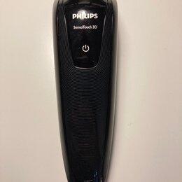 Электробритвы мужские - Бритва Philips sensotouch 3d rq1250 (моторный блок), 0