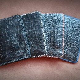 Обложки для документов - Обложки для паспорта из натуральной кожи, 0