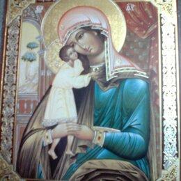 Иконы - Взыскание погибших икона божией матери палех, 0