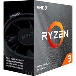 Кулеры и системы охлаждения - Процессор AMD AMD Ryzen 3 3300X BOX, 0