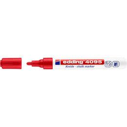 Информационные табло - Меловой стираемый меловой маркер EDDING E-4095/2, 0