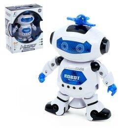 Роботы и трансформеры - Робот «Космический герой», световые и звуковые эффекты, работает от батареек, 0