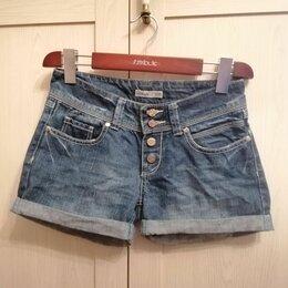 Шорты - Шорты новые, джинсовые jump размер xxs, 0