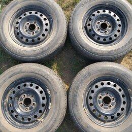 Шины, диски и комплектующие - Комплект дисков Nissan на 15 (сверловка 5*114) ЦО 67 мм, 0