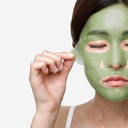 Спортивная защита - Противоотёчная гидрогелевая маска с артишоком Petitfee Artichoke Soothing Hy..., 0