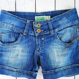 Шорты - Шорты джинсовые Bershka р. 36, 0