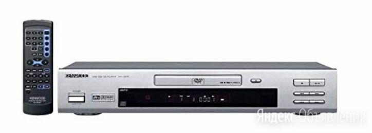 Dvd-плеер kenwood dvf-3060 по цене 2990₽ - DVD и Blu-ray плееры, фото 0