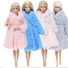 Аксессуары для кукол - Одежда/платья/шубы для барби , 0