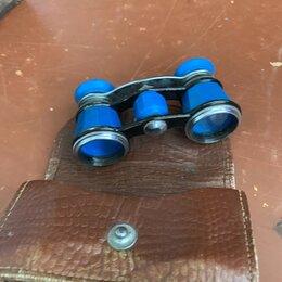 Бинокли и зрительные трубы - Театральный бинокль старого образца, 0