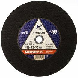 Для дисковых пил - Отрезной круг по металлу Кратон A30TBF, 0