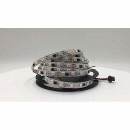 Светодиодные ленты - Адресная светодиодная лента ws2811 60 led 12v, 0