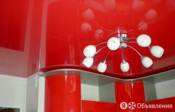 Натяжной потолок быстро и качественно по цене 120₽ - Потолки и комплектующие, фото 0