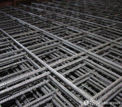 Сетка арматурная 300х50х14 мм А3 ГОСТ 23279-2012 по цене 40300₽ - Металлопрокат, фото 0