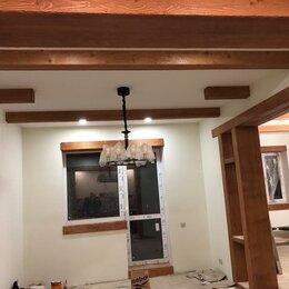 Потолки и комплектующие - Деревянные декоративные балки на потолок, 0