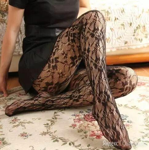 Колготки сеточка  по цене 199₽ - Колготки и носки, фото 0