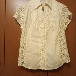 Блузки и кофточки - Хлопковая блузка, 0