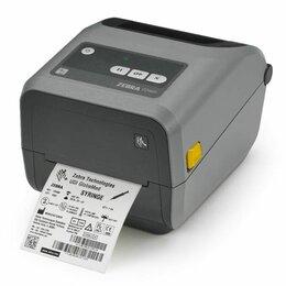 Принтеры чеков, этикеток, штрих-кодов - Zebra ZD420, 0