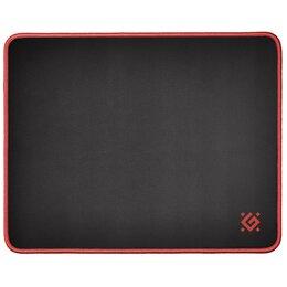 Коврики для мыши - Коврик для мыши игровой Defender Black M 50560, 0
