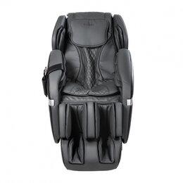 Массажные кресла - Массажное кресло Casada BetaSonic 2 Braintronics серо-черный, 0