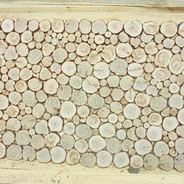 Стеновые панели - Панно из можжевельника 500х1200 мм, 0