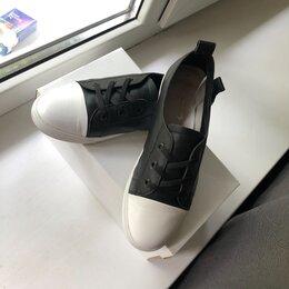 Кроссовки и кеды - Кожаные кроссовки, 0