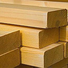Пиломатериалы - Доска лиственница 50х150х6000 строганная, 0