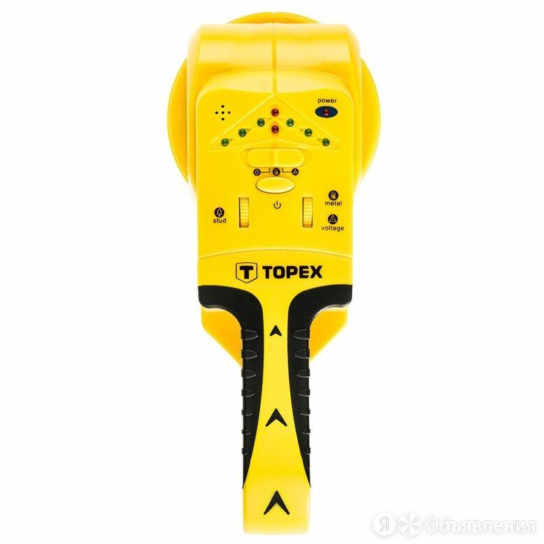 Детектор для дерева, напряжения, металла TOPEX 94W120 по цене 2243₽ - Измерительное оборудование, фото 0