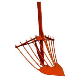 Навесное оборудование - ВЫКАПЫВАТЕЛЬ  ВРН-10 для мотоблоков Нева вместо сошника, 0