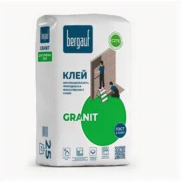 Строительные смеси и сыпучие материалы - Клей для керамогранита 25кг, 0