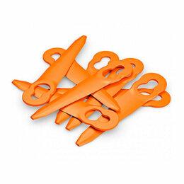 Ножи и насадки для газонокосилок - Набор ножей Stihl для PolyCut 2-2 ( 8 шт.) FSA 45, 0