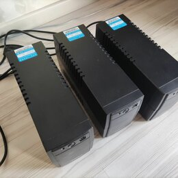Источники бесперебойного питания, сетевые фильтры - ИБП Ippon Back Basic 650, 0