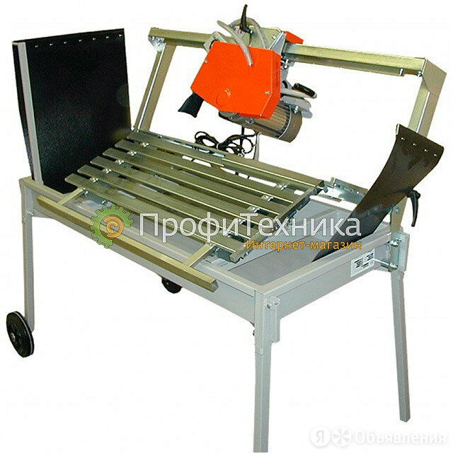 Камнерезный станок FUBAG PKH 35A 120 M по цене 254680₽ - Плиткорезы и камнерезы, фото 0
