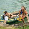 Надувная лодка пвх для рыбалки двухместная новая  по цене 7000₽ - Надувные, разборные и гребные суда, фото 0
