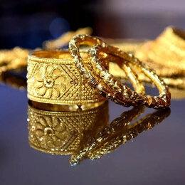 Кольца и перстни - Ювелирные изделия, золото, 0
