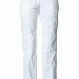 Брюки - Tom Tailor новые брюки карго, 100 хлопок, 0