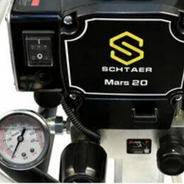 Малярные установки и аксессуары - Окрасочные аппараты schtaer mars 20, 0