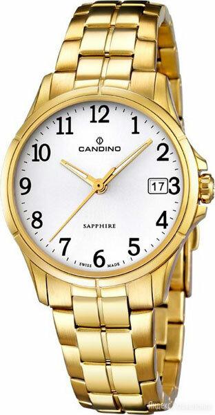 Наручные часы Candino C4535_4 по цене 20590₽ - Умные часы и браслеты, фото 0