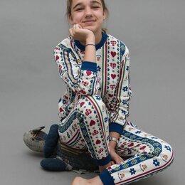 Домашняя одежда - костюм спортивный домашний, 0