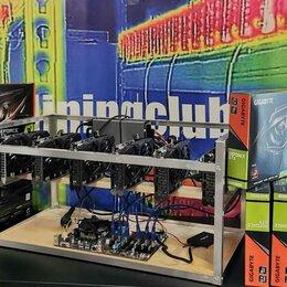Промышленные компьютеры - Ферма для майнинга на 6 1660 super, 0