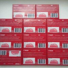 Музыкальные CD и аудиокассеты - Аудиокассеты basf-11 штук.SNC-1 штук., 0
