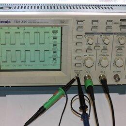Измерительное оборудование - Осциллограф Tektronix TDS 220, 0