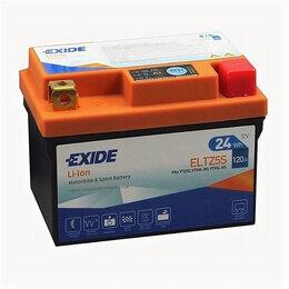 Экшн-камеры - Аккумулятор мото Exide Li-ion ELTZ5S (YTZ5S, YTX4L-BS), 0